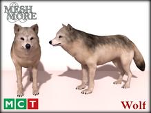 M&M Mesh Wolf [Boxed]