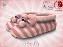 ♥ Blush Slippers ♥