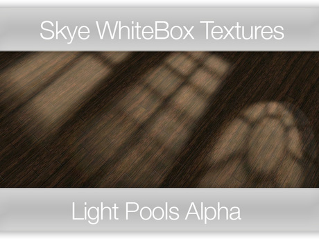 Light Pools - Skye WhiteBox Full Perms Textures
