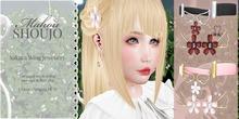 {MS} Sakura Wing Jewellery {Light pack}