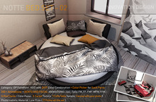 PROMO .: NIGHT:. BED SET-  BENTO - 300  ANIM ( MF, FF, FMM, FFM, FFMM ) - TEXTURE HUD + COLOR HUD