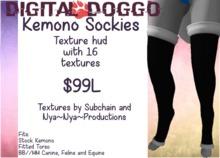 [Digital Doggo] Kemono Sockies