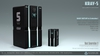 KRAY-5 AIO PRO MANAGEMENT+SECURITY SYSTEM (Multi Owners+HUD) [NeurolaB Inc.]