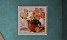 Hortennsja painting 010 - roses for you /big