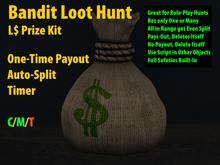 Bandit Loot Hunt Prize Kit