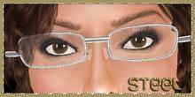 .:Glamorize:. Glasses in Steel