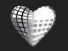 Energy light heart tipjar 00000