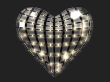 Energy Heart Tipjar
