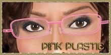 .:Glamorize:. Glasses in Pink Plastic