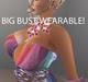 Fairodis big bust weareable sky and sea dress poster
