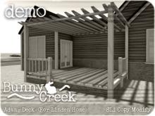 .:.Bunny Creek.:. Adams Linden Homes Deck DEMO