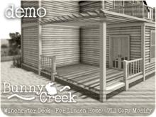 .:.Bunny Creek.:. Winchester Linden Homes Deck DEMO