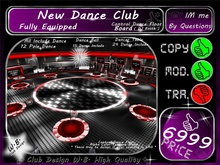 * New Dance Club * Fully Equipped *