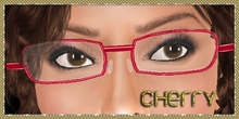 .:Glamorize:. Glasses in Cherry