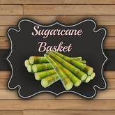 DFS Sugarcane Basket
