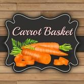 DFS Carrot Basket 9