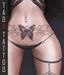 TAOX TaTToo Belly Butterfly Inside & BoM [ Bake on Mesh ] & Appliers Omega Legacy Signature Maitreya Slink Belleza