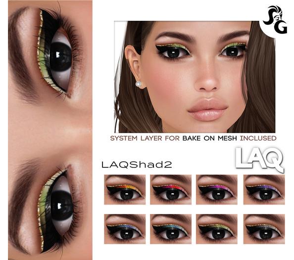 ::SG:: LAQShad2 Shadow LAQ Heads