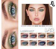 ::SG:: LAQShad7 Shadow LAQ Heads
