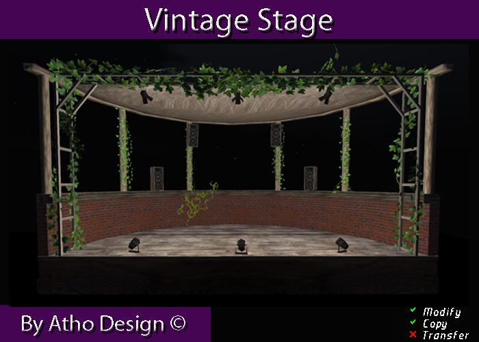 Vintage Stage