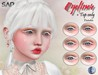Sap ~ Eyeliner White / Tintable with Top Only {Genus Project} | BOM
