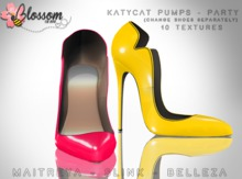 ::BLOSSOM:: KatyCat Pumps [PARTY EDITION]