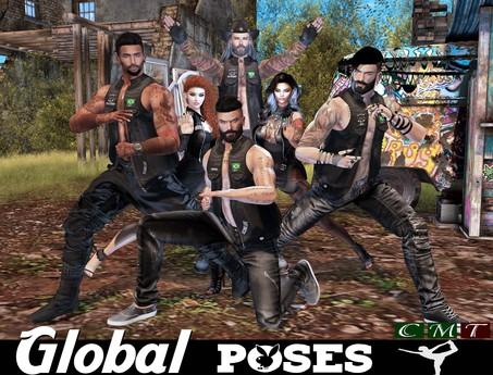 .:GB POSES 221:. Power Rangers