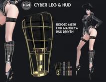 [Since1975] Cyber Leg & HUD