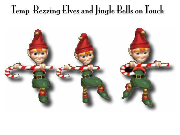 Dancing Christmas Elves - Animation & Music