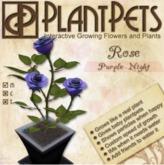 PlantPet Seed [Rose *Purple Night*]
