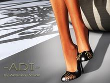 GIFT 5L-ADI-Trish spiked Shoes Maitreya Slink Belleza