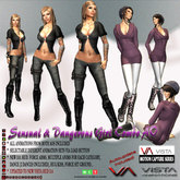 DISCOUNTED! VISTA ANIMATIONS-COMBO THE SENSUAL n DANGEROUS WOMAN AO