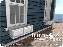 .:.Bunny Creek.:. Window Box / Planter (Linden Home Addon)