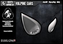 <Acid Rayne> Bento/Animesh Vulpine Ears