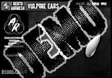 <AR> Vulpine Ear Pack (Demo)