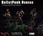 VISTA ANIMATIONS- BalletPunk 5 dances pack