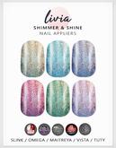 LIVIA Shimmer & Shine Nails [SLINK / OMEGA / MAITREYA / VISTA / TUTY]