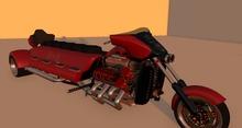 Bravis  MC Crew Motorcycle