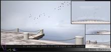 K&S - // sea front //  Backdrop