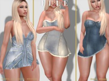 .::Elle Boutique::.   Nova  Dress