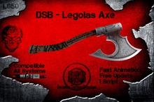 DSB Legolas Axe v1.0 Box
