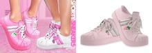 Spoiled - Sporty Sneakers Flat & Tippy Toe Babypowder