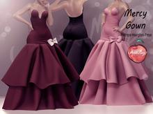 DEMO (AMD) Mercy Gown (wear to unpack)