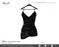 ~Nerido~ Luisa Dress(Maitreya)-Black