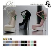 ::SG:: Silvia Shoes - MAITREYA