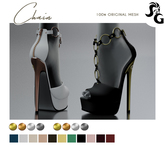 ::SG:: Chain Shoes - SLINK