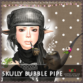 Skully BUBBLE Pipe