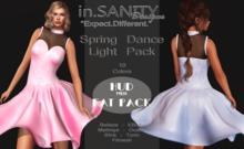 Spring Dance Light Pack *in.SANITY* (Add Me)