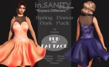 Spring Dance Dark Pack *in.SANITY* (Add Me)