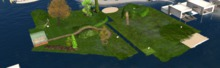 2 x 2048 excl. isle for sale, free waterway,